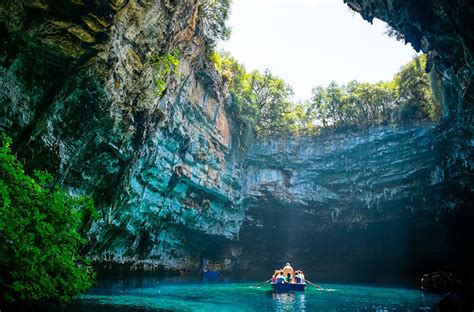Melissani Cave in Greece: A breathtaking experience | 1000 ...
