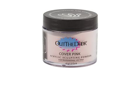 out the door nail cover pink inm international nail manufacturers