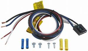 Pigtail Wiring Harness For Tekonsha And Draw