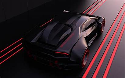 4k Wallpapers Ultra Cars Lines Widescreen Concept