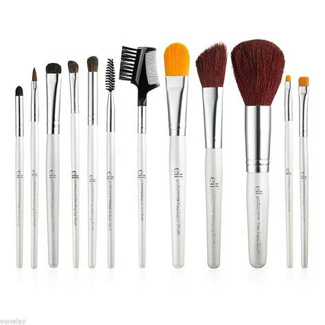 elf essential makeup brushes pick ur brush eyes lips