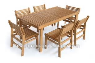 Best Outdoor Patio Furniture Sets by Outdoor Furniture Set Bamboo Furniture Beautiful And