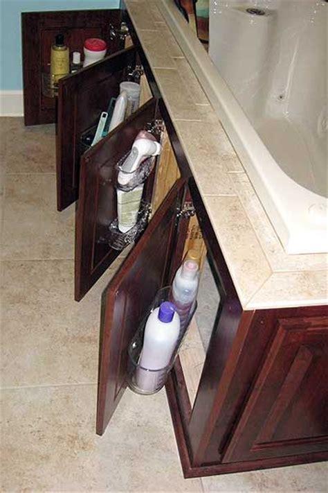 creative  practical diy bathroom storage ideas