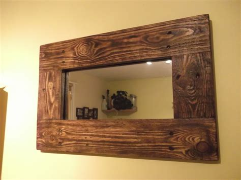 with wooden frame diy mirror frame tips and tricks for beautiful decoration