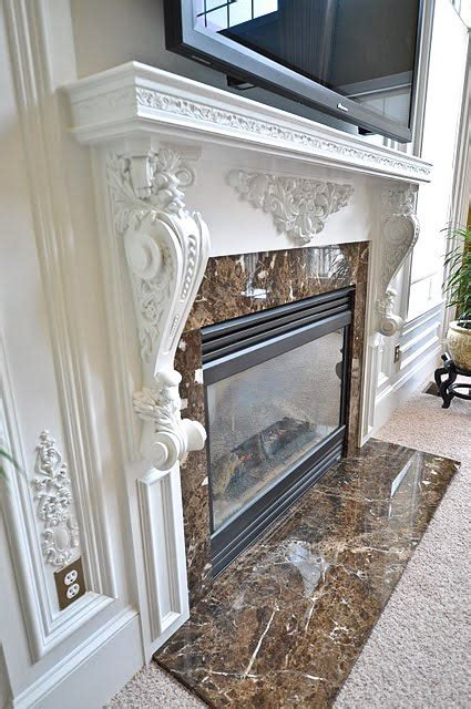 Fireplace Corbel by Corbel Polyurethane Decorative Pilaster Fdccb 1016