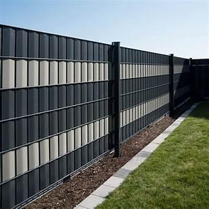 Zaun Sichtschutz Grün : sichtschutzstreifen pvc zaunblende 0 19x35 m zaun ~ Watch28wear.com Haus und Dekorationen