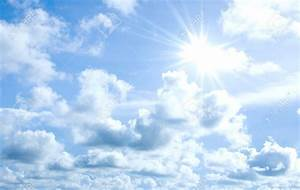Sky With Sun Background - wallpaper.