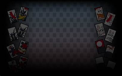 Playing Cards Hanafuda Wallpapers Koi Backgrounds Japan