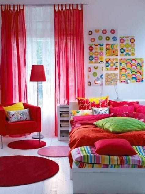 simple  colorful design ideas  decorating teenage girls bedrooms