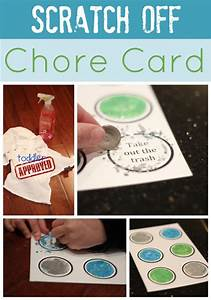 Dividing Household Chores Chart Chore Charts 8 Diy Ideas Today 39 S Parent