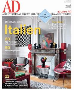 Ad Architectural Digest : the best german interior design magazines for home design inspiration ~ Frokenaadalensverden.com Haus und Dekorationen