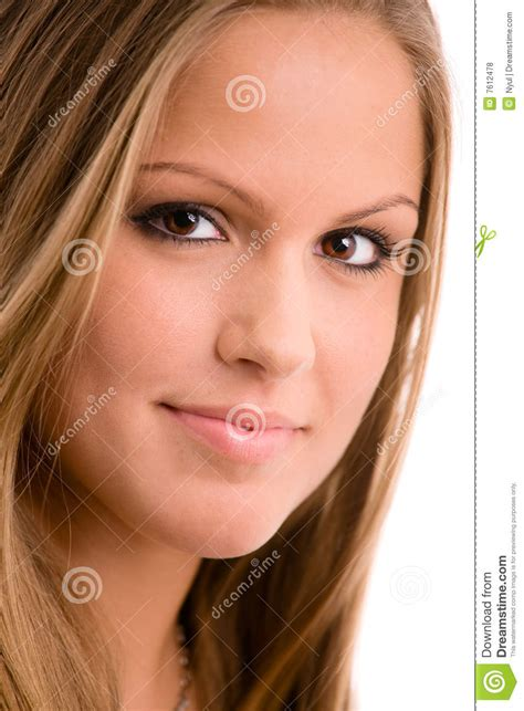 Beautiful College Girl Royalty Free Stock Photos Image