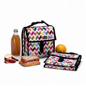 Lunch Bag Isotherme : packit kids freezable cool bag in 39 ziggy 39 design packit cuckooland ~ Teatrodelosmanantiales.com Idées de Décoration