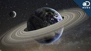 Why Doesn't Earth Have Rings? - YouTube