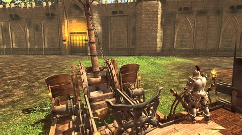 siege warfare darkfall unholy wars siege warfare