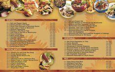 food menu card images menu cards restaurant menu