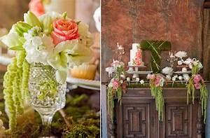 Green Wedding Flowers Centerpieces http://refreshrose ...