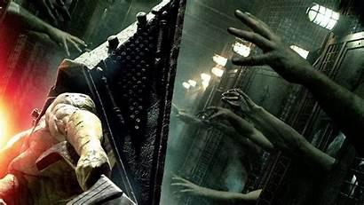 Silent Hill Pyramid Head Terror Revelation Trailer