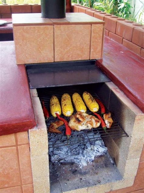 build  outdoor stove mother earth news