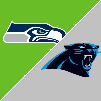 seahawks  panthers game summary january   espn