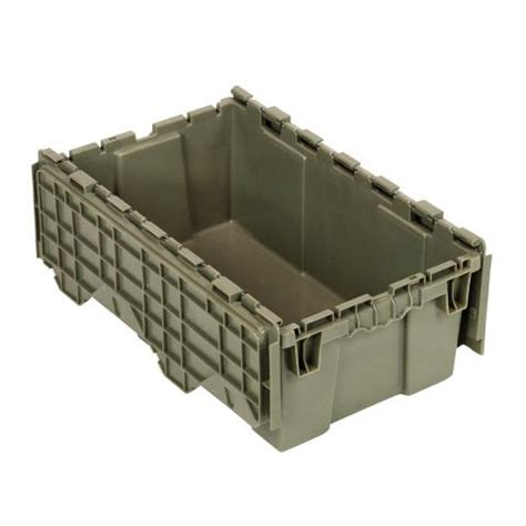 Heavy Duty Attached Lid Storage Containers Frontgate