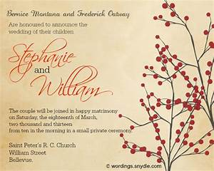 wedding reception invitation wording samples wordings With wedding reception invitations messages