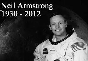 Image Gallery neil armstrong death date