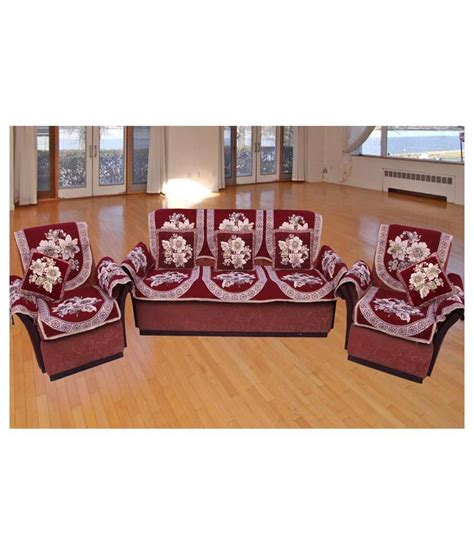 Cover Of Sofa Set by Sofa Cover Set 7 Seat Sofa Cover स फ क कवर Lovekush