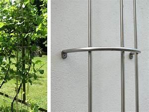 Rankhilfe Wein Edelstahl : wand rankhilfen kgf 34 35 ~ Eleganceandgraceweddings.com Haus und Dekorationen