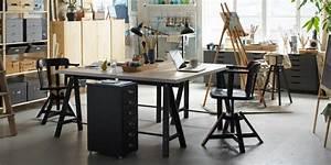 Bureau Architecte Ikea : bureau toutes les possibilit s d 39 am nagement marie claire ~ Teatrodelosmanantiales.com Idées de Décoration