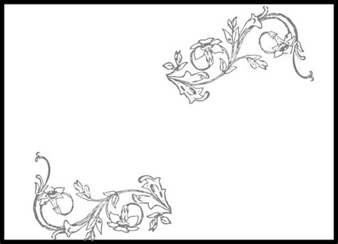 flower frame  kreatifitasdircom