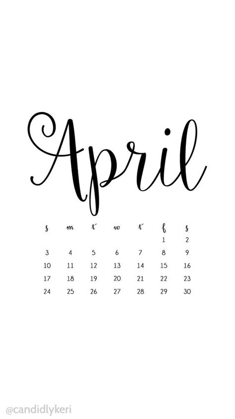 April 2016 Cursive Handwriting Script Writing For A