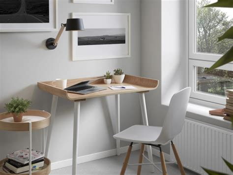 amenager  bureau dans  petit espace  idees futees