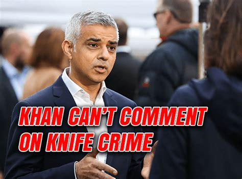 City Hall: Khan At Work But Can't Comment on Knife Crime ...