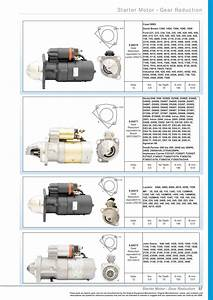 Oe New Products Starter Motors  Page 59