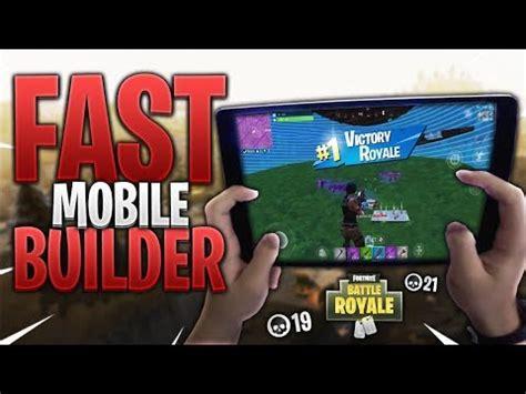 pro fortnite mobile player  wins fortnite mobile