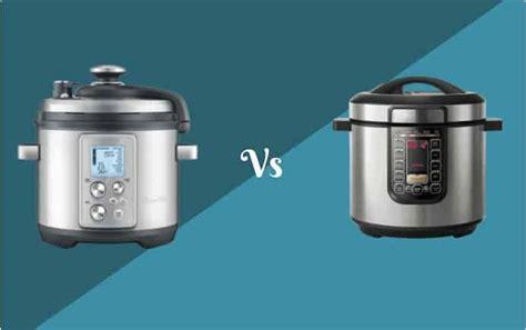 breville philips induction vs portable cooktop slow fast multicooker comparison
