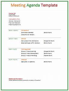 business meeting minutes agenda template and letter sample With company meeting minutes template