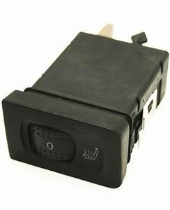 Rh Heated Seat Switch Control 99 5-05 Vw Jetta Golf Gti Mk4