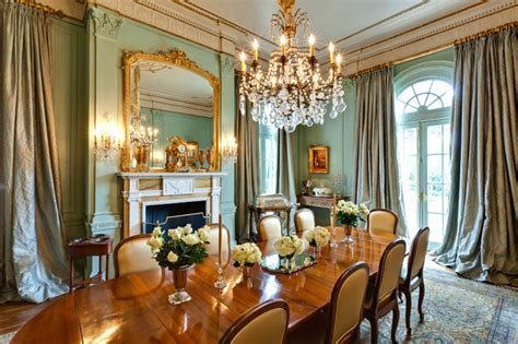 Dining Rooms New Orleans by Bremermann Designs