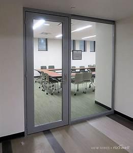 Glass Office Door - Glass Wall Panels
