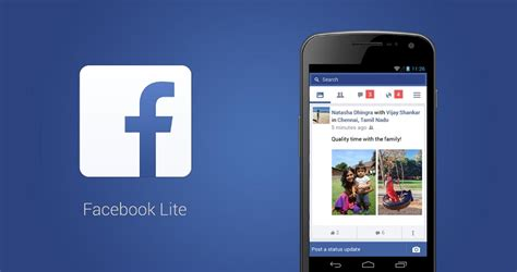 zuckerberg announces lite on android for