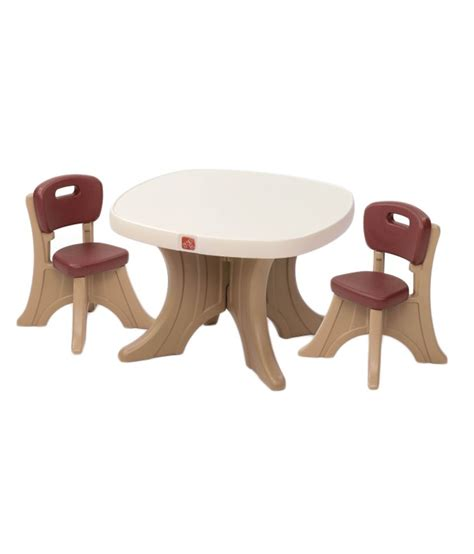 step2 table and chair set step2 new traditions table and chairs set