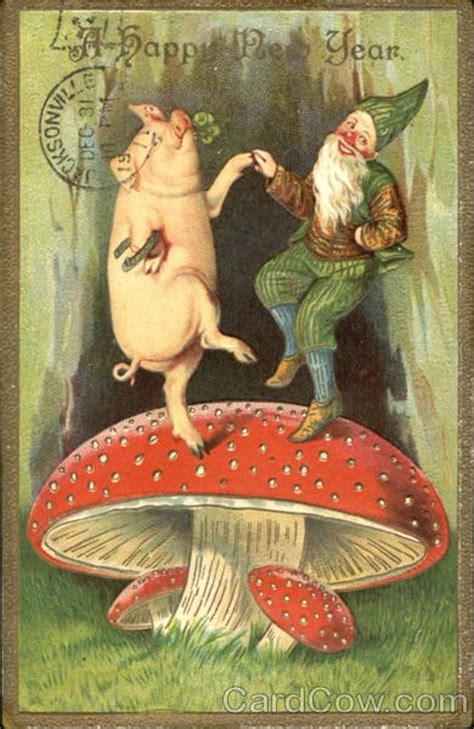 happy  year pigs