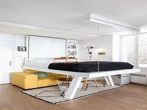 Lit Escamotable Ikea : lit best of lit escamotable plafond ikea lit ~ Melissatoandfro.com Idées de Décoration