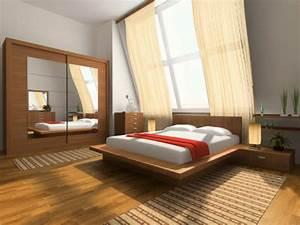 Warme Farben Fürs Schlafzimmer : 1001 ideen f r feng shui schlafzimmer zum erstaunen ~ Markanthonyermac.com Haus und Dekorationen
