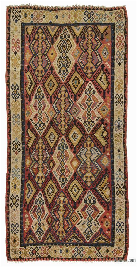 vintage rugs for k0007939 multicolor antique avar kilim rug