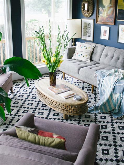 A Living Room Update From Old Brand New