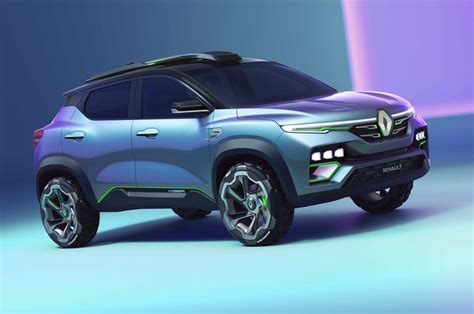 Renault Kiger concept revealed before launch in early-2021 ...