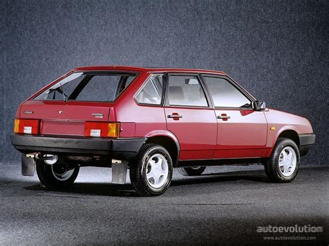 LADA Samara 5 Doors specs - 1984 - autoevolution
